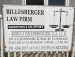 Billesberger, Law Office
